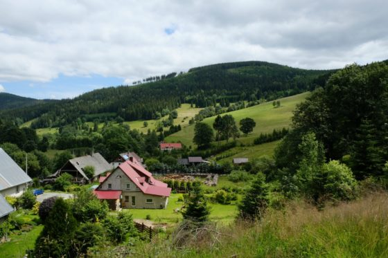 Bielice, Góry Bialskie